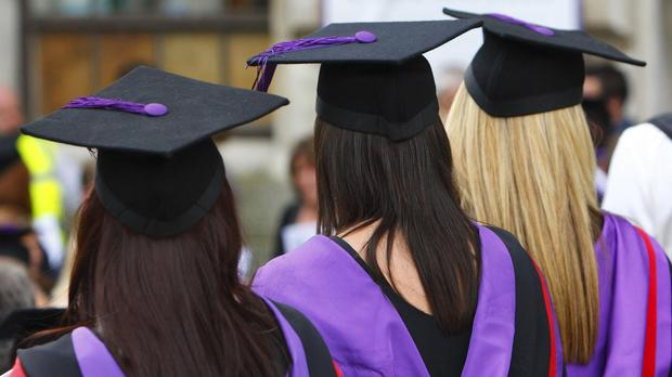 Girls are more likely to believe a university education is important, research reveals