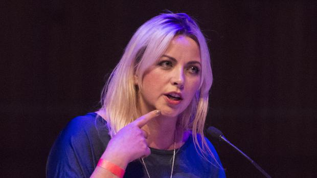 Charlotte Church was among famous faces who backed Jeremy Corbyn's successful bid for the Labour leadership