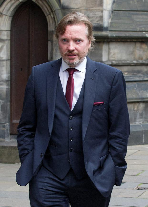 Charges: Craig Whyte