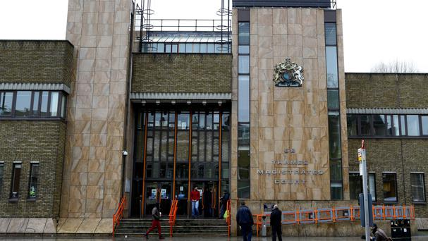 Kingsley Harvey, 25, of Leytonstone, is to appear at Thames Magistrates Court