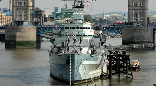Accounts by members of HMS Belfast's crew of the part the ship played in the D-Day invasion are given in a new book