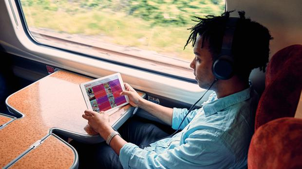 Virgin Trains launch free on-board entertainment service BEAM