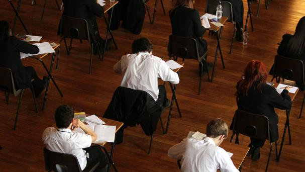 Students at ACE schools in the UK were told women must submit to men. (File photo)