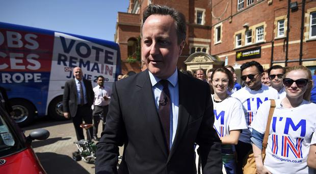 David Cameron will face questions from members of the public in a live ITV broadcast
