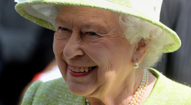 The widow was born on the same day as the Queen and in the same year - April 21, 1926 - but the two women have lived very different lives