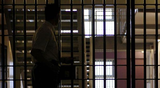 Prison staff in England and Wales took off 54,519 days due to stress in 2014-15