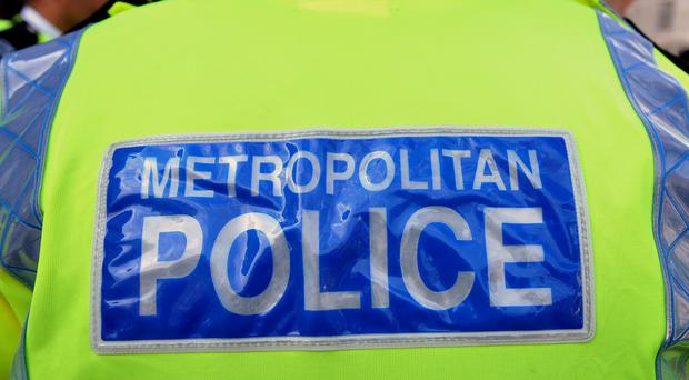 Metropolitan Police officers arrested the suspect as he drove through Watford