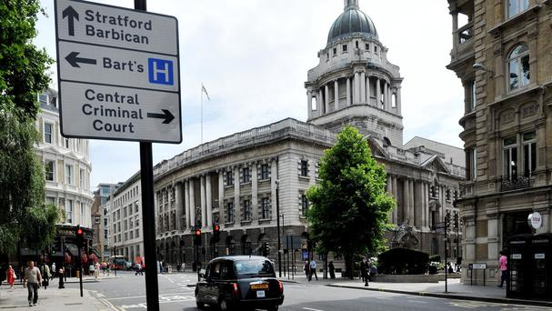 Five men are on trial at the Old Bailey in central London
