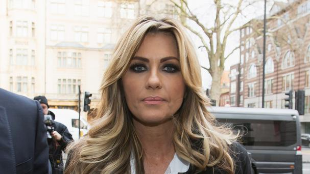 Dawn Ward is accused of assaulting pop star Sinitta