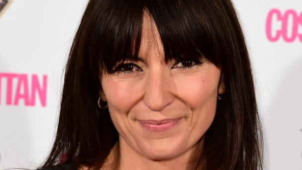Among those whose cases were resolved was TV presenter Davina McCall