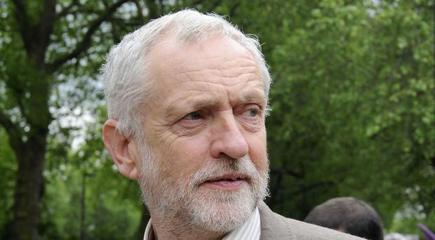 Jeremy Corbyn admitted he was not a huge fan of the European Union