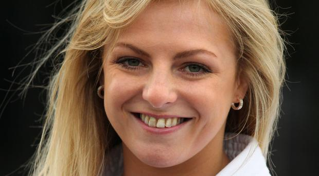 The Commonwealth Games silver medallist was injured in a motorcycle accident last month
