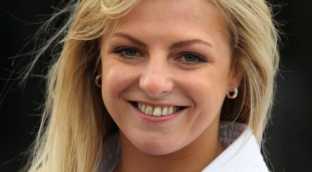 British judo star Stephanie Inglis, who was critically injured in motorbike accident in Vietnam, has smiled for the first time since waking from her coma as she prepares to fly home