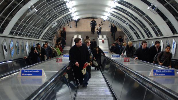 London Underground has richest advertising real estate in world