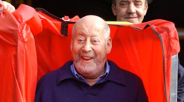 Sir Clement Freud was a celebrated wit.