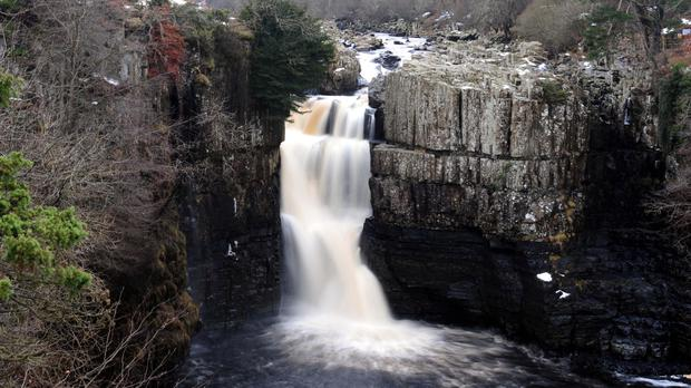 Boy, 16, dies after waterfall swimming accident