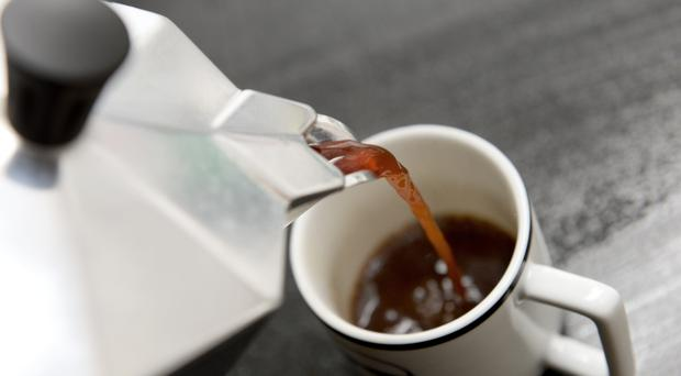 Health experts looked at whether drinking coffee could be linked to cancer