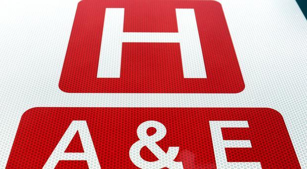 Alarm has been expressed over serious staffing problems at two A & E departments