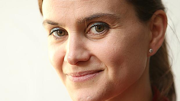 Batley and Spen MP Jo Cox, who has been shot in Birstall near Leeds, an eyewitness said.