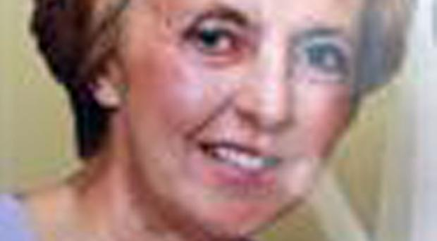 Police searching for Sylvia Stuart, pictured, will carry out searches between her home and Tilbury, Essex