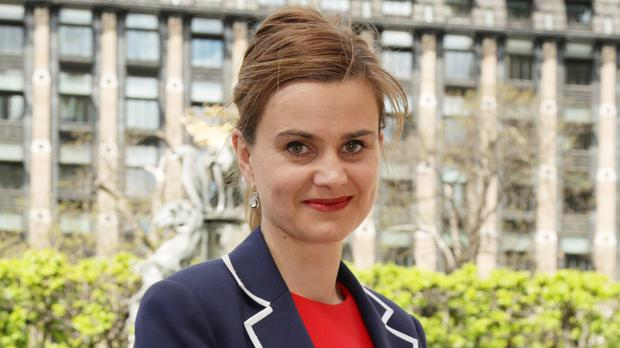 A man has been charged with the murder of Jo Cox
