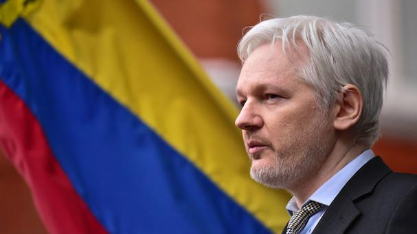 WikiLeaks founder Julian Assange has been in the Ecuadorian Embassy for four years
