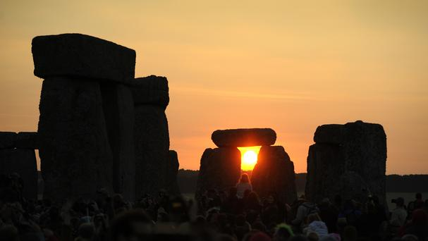 Thousands of people will make their way to Stonehenge for the Summer Solstice