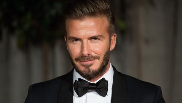 David Beckham said Europe is a team and it needs to 'play together'