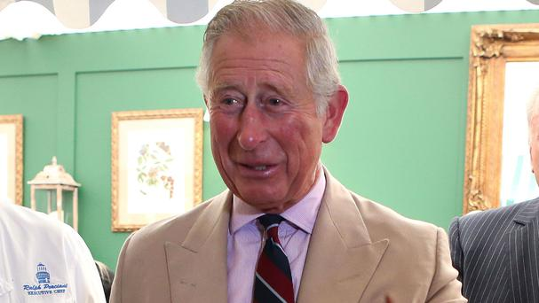 The Prince of Wales is returning to Dumfries House in Ayrshire during a week of engagements in Scotland