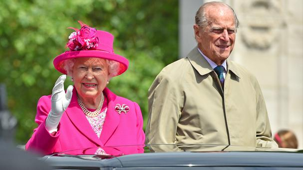 The Queen and the Duke of Edinburgh have a busy day of engagements planned in Liverpool