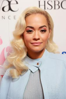 Call to police: singer Rita Ora