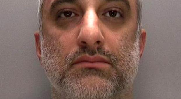 Babur Karamat Raja, 41, admitted attempting to murder a pregnant woman