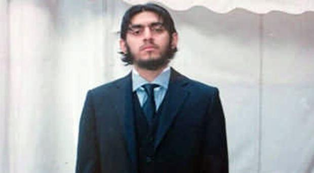 Nadir Syed was found guilty of plotting a terror attack around Remembrance Day (Metropolitan Police/PA)