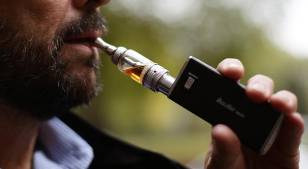 Banning e-cigarettes in public spaces could be