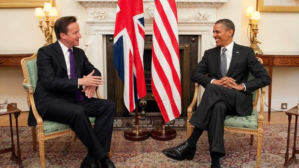 President Barack Obama said the UK and EU would remain 'indispensable partners' of the US