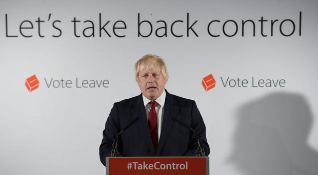 Boris Johnson said Brixit will bring not threats, but golden opportunities for the UK