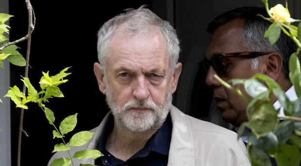 Jeremy Corbyn said he would not betray the trust of those who voted for him, or the millions of supporters across the country who needed Labour to represent them