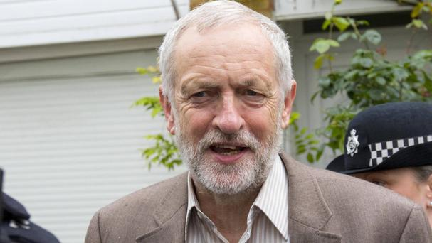 Labour Party leader Jeremy Corbyn is refusing to resign