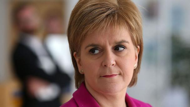 Nicola Sturgeon will call for cross-party support for discussions with EU institutions and member states in an emergency debate at Holyrood