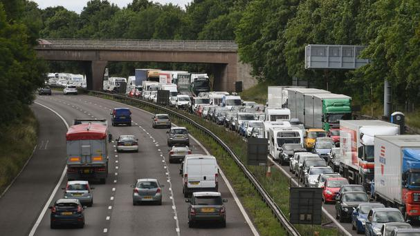 The Government intends to expand motorway capacity by converting hundreds of miles of hard shoulder into permanent lanes