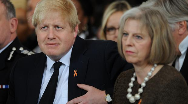 Boris Johnson and Theresa May are launching their bids to lead the Conservative Party and the country