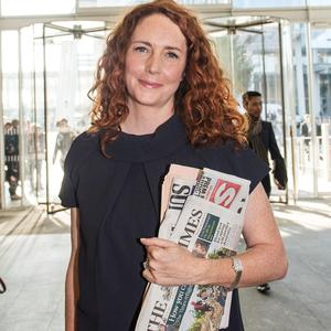 Rebekah Brooks said News Corp's takeover of the Wireless group represented a an opportunity for them to 'take advantage of its strong radio presence' Pic: PA