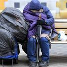 Some 57,750 households were accepted as homeless by their local council in the last year, figures show