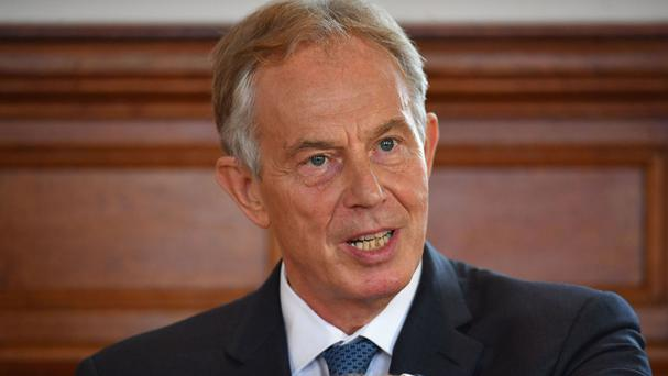 Tony Blair says Britain must be statesmanlike in negotiating withdrawal from the EU