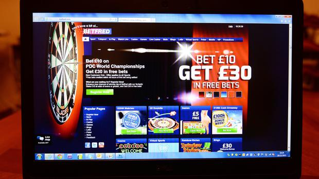 The Gambling Commission has looked at the losses made by people in online betting