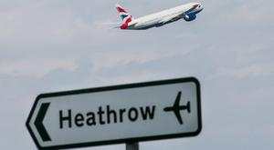 A terror threat has reportedly been made against a flight from Heathrow Airport to the US