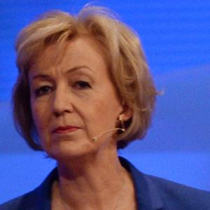 Energy minister Andrea Leadsom is odds-on to become Home Secretary Theresa May's rival in the Conservative leadership race