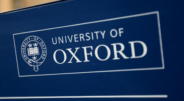 Experts at the University of Oxford carried out the research