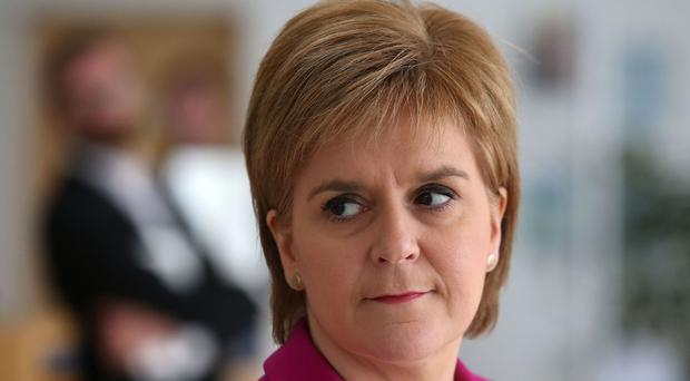 First Minister Nicola Sturgeon is hoping to secure Scotland's place in the EU