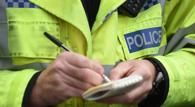 The baby was later on the doorstep of a house in Cheshunt